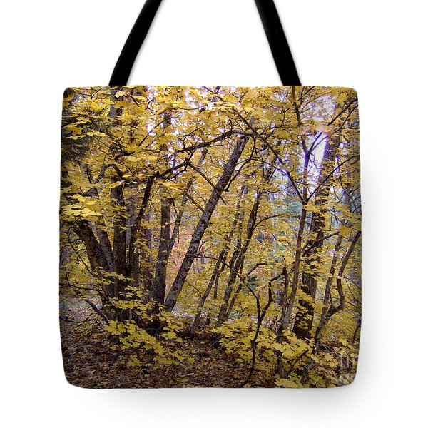 Fall Colors 6435 Tote Bag
