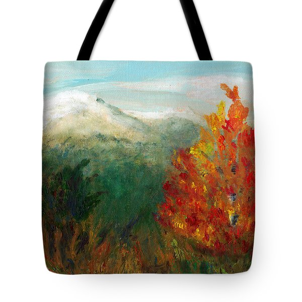 Fall Day Too Tote Bag