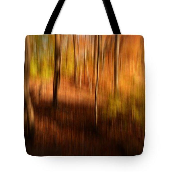 Fall Divine Tote Bag