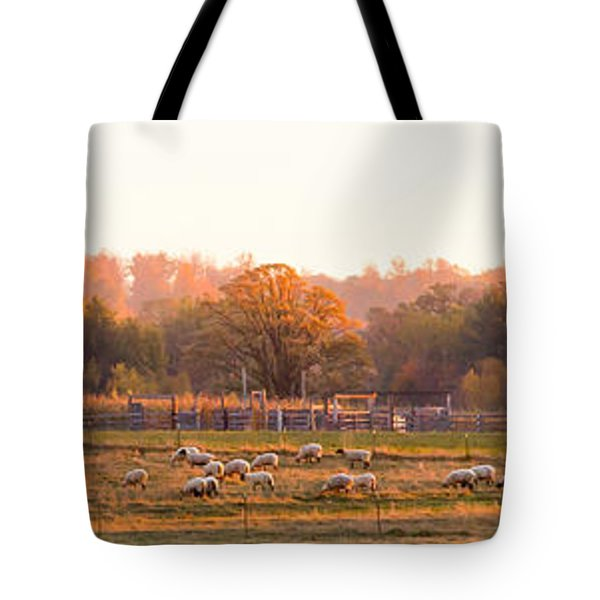 Fall Graze Tote Bag