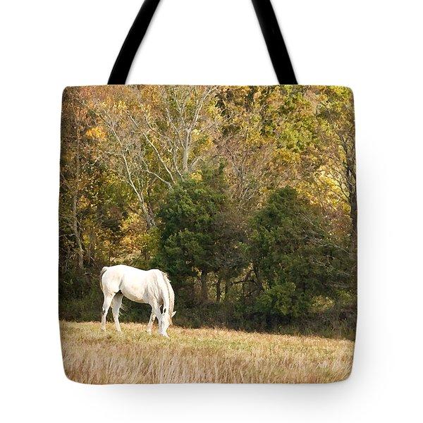 Fall Grazing Tote Bag