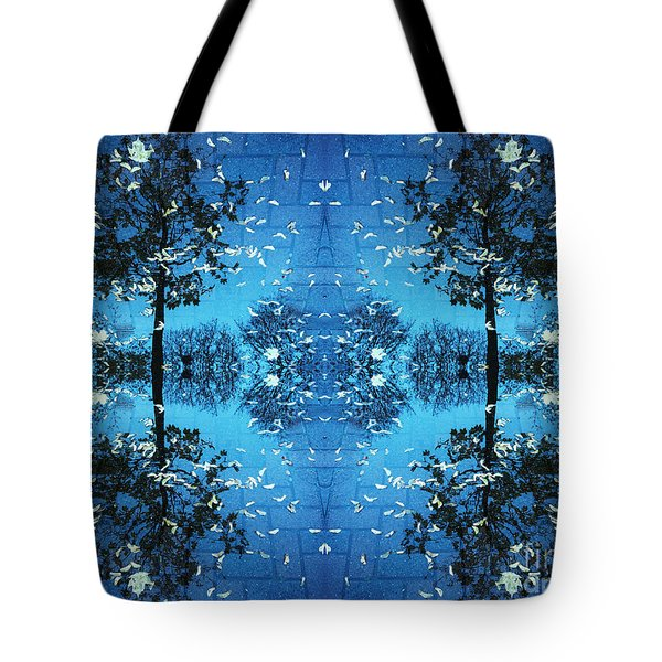 Autumn Leaves Fall Tote Bag