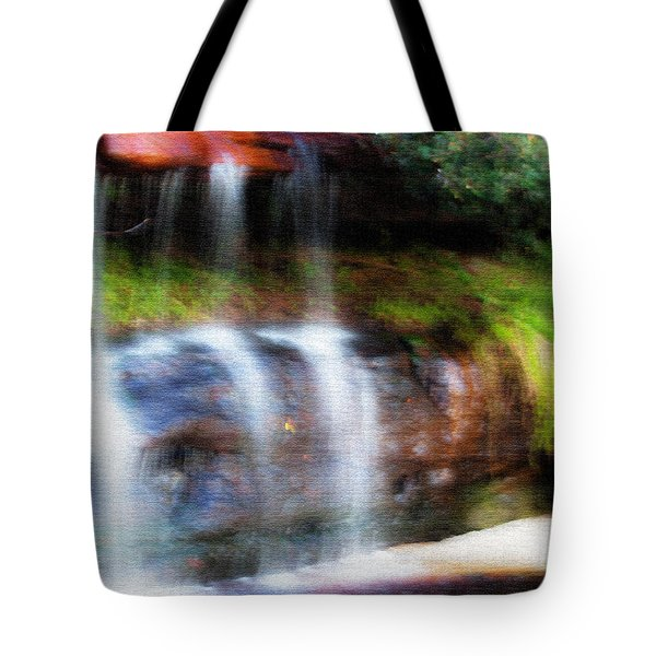 Tote Bag featuring the photograph Fall by Miroslava Jurcik