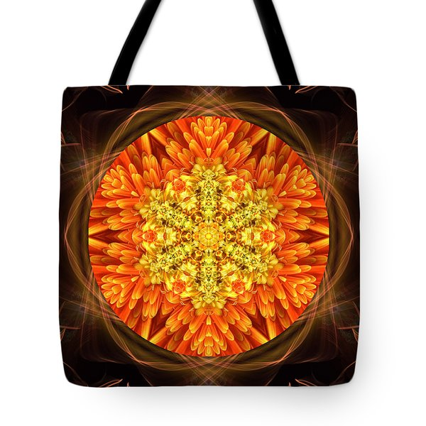 Fall Nature Spirit Tote Bag