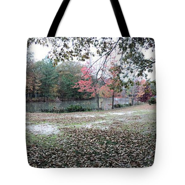 Fall Time Tote Bag