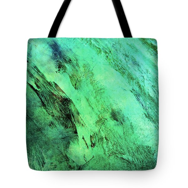 Tote Bag featuring the mixed media Fallen by Ally  White