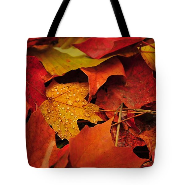 Fallen Beauties Tote Bag