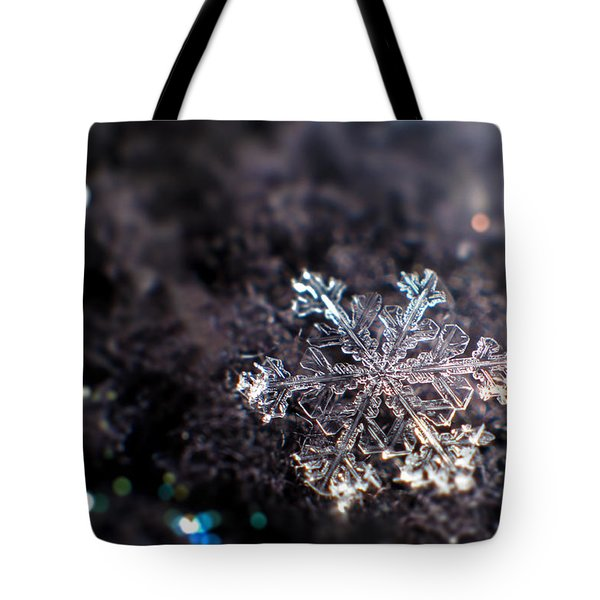 Fallen Beauty Tote Bag by Rob Blair