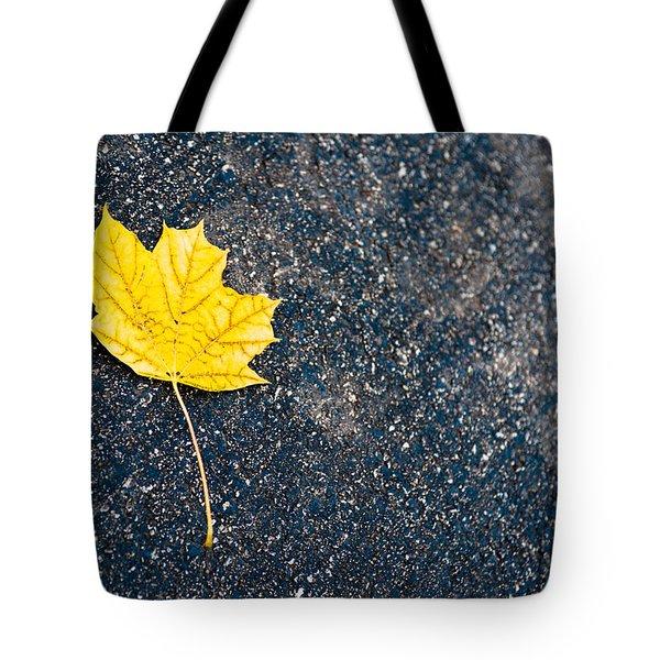 Fallen Tote Bag by Sebastian Musial