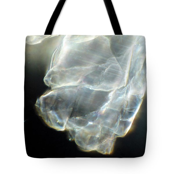 Falling Clouds Tote Bag by Tom Phillips