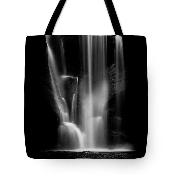 Falling Light Tote Bag by Shane Holsclaw