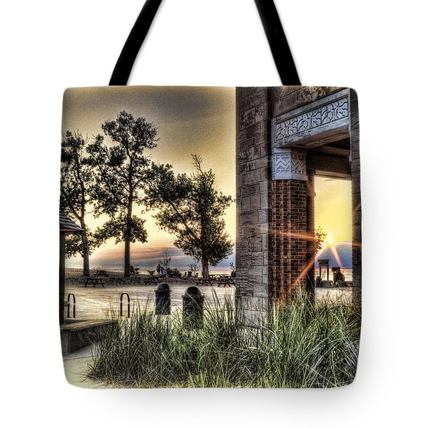 Falling Star Tote Bag