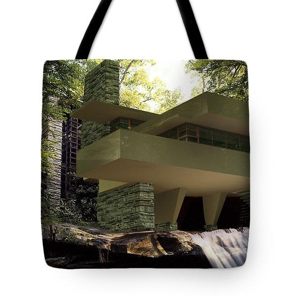 Fallingwaters Tote Bag