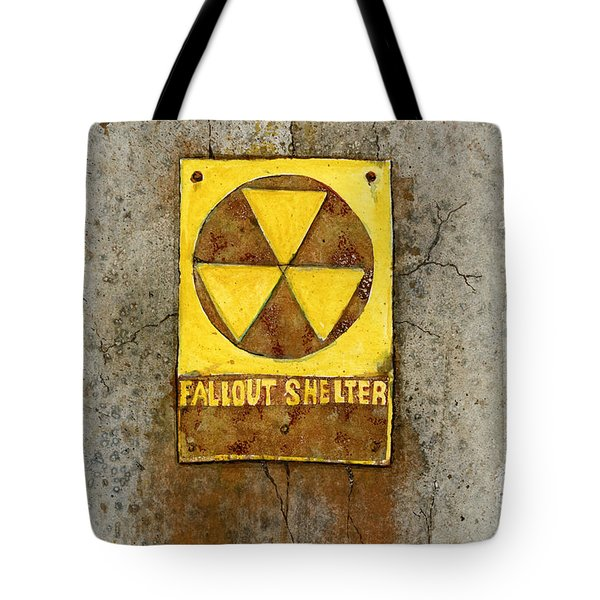 Fallout Shelter #1 Tote Bag