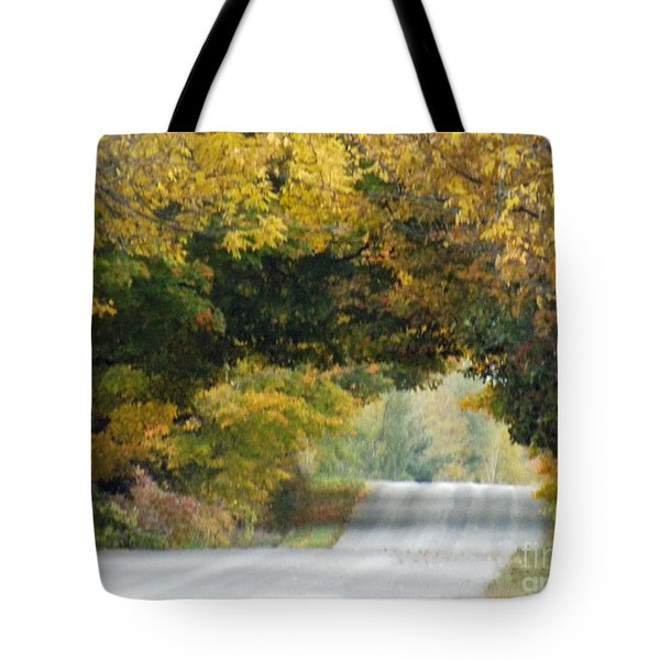 Falls Archway  Tote Bag