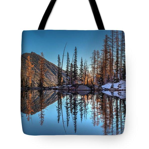 Falls Last Colors Tote Bag by Mike Reid