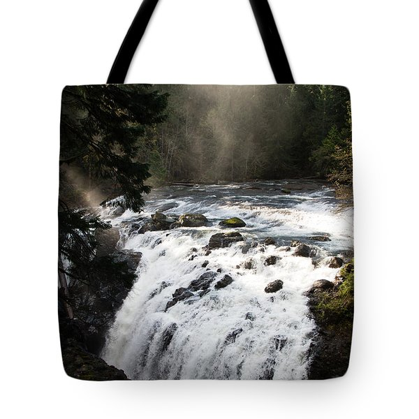 Waterfall Magic Tote Bag