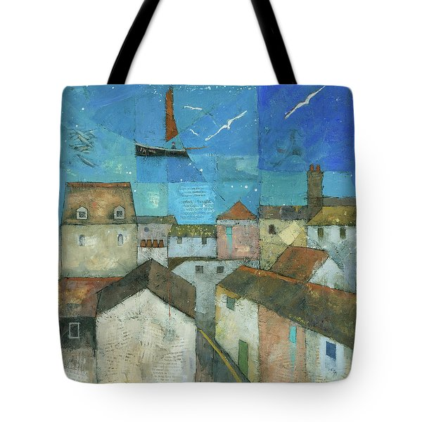 Falmouth Tote Bag by Steve Mitchell