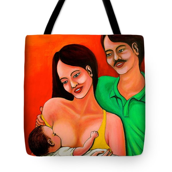 Family Tote Bag