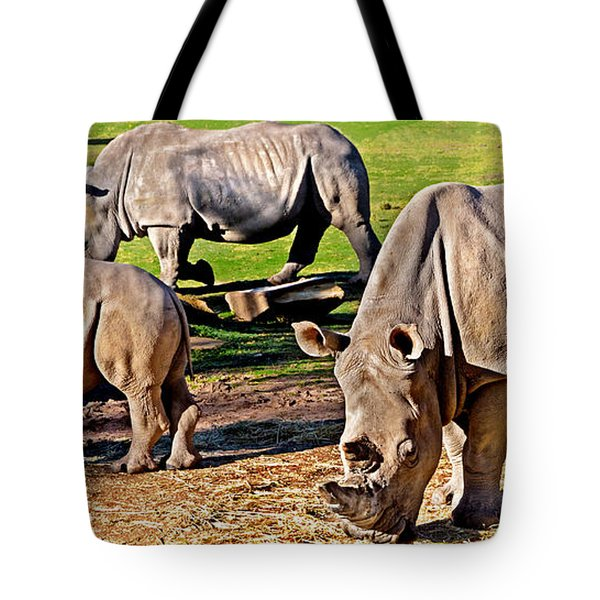 Family Feast Tote Bag