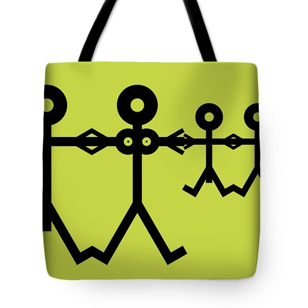 Family Icon Tote Bag by Thisisnotme