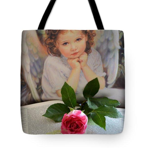 Family Memories Tote Bag by Deb Halloran