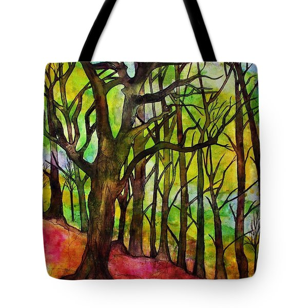 Family Roots Tote Bag