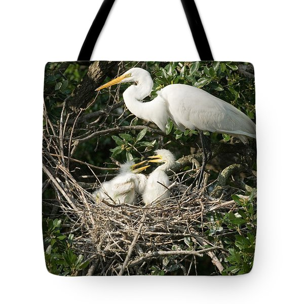 Family Time Tote Bag