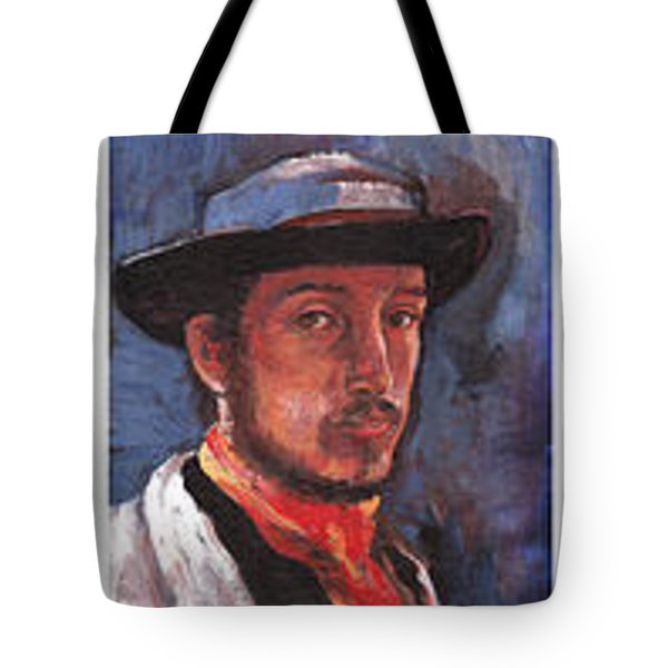 Famous Artists  Tote Bag by Tom Roderick