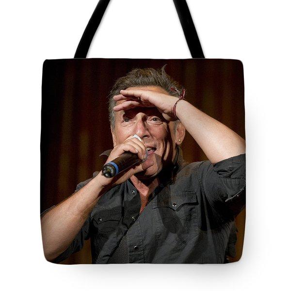 Fan Scan Tote Bag by Jeff Ross