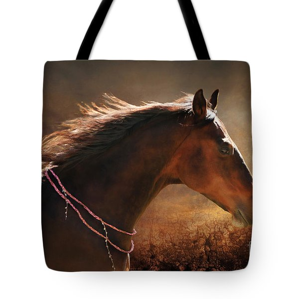 Fancy Free Tote Bag by Michelle Twohig