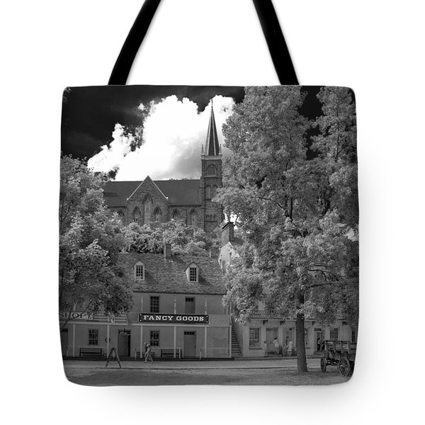 Fancy Goods Tote Bag by Guy Whiteley