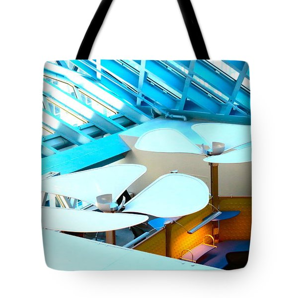 Fans From The Floor Tote Bag