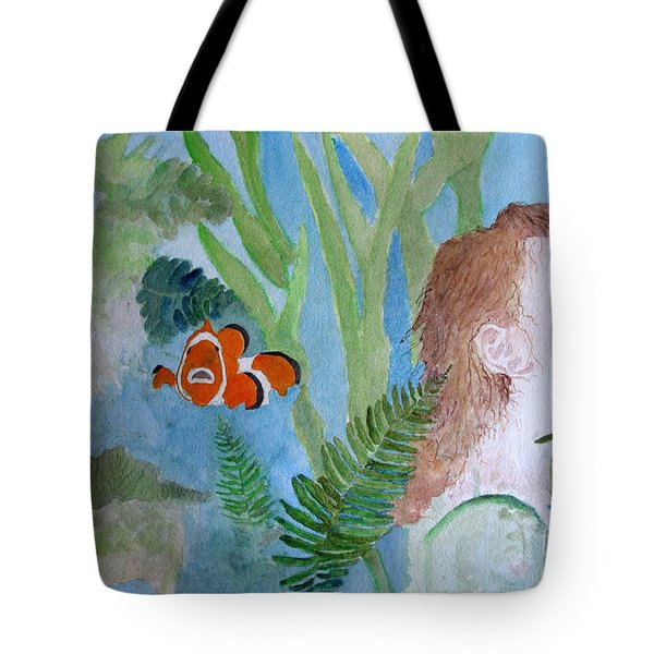 Fantasia 1 Tote Bag by Sandy McIntire
