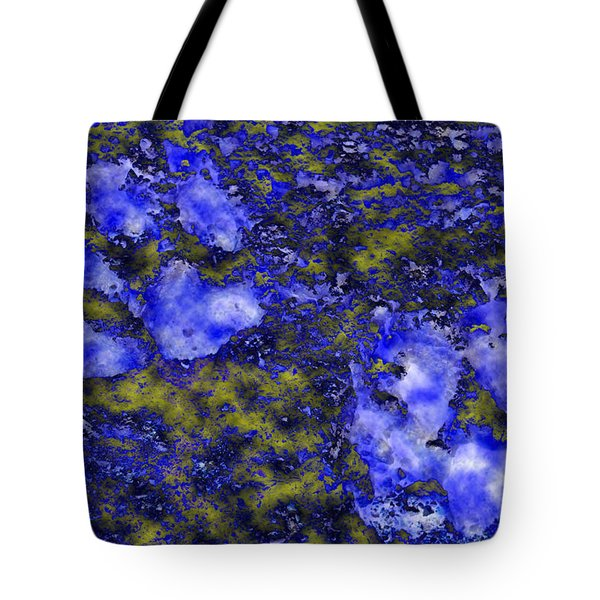 Fantasia On A Pawprint Tote Bag