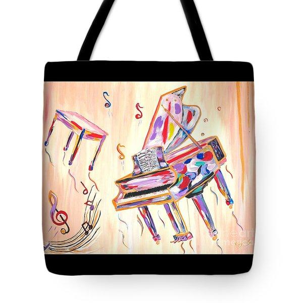 Fantasy Impromptu Tote Bag