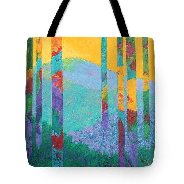 Fantasy Ridge Tote Bag