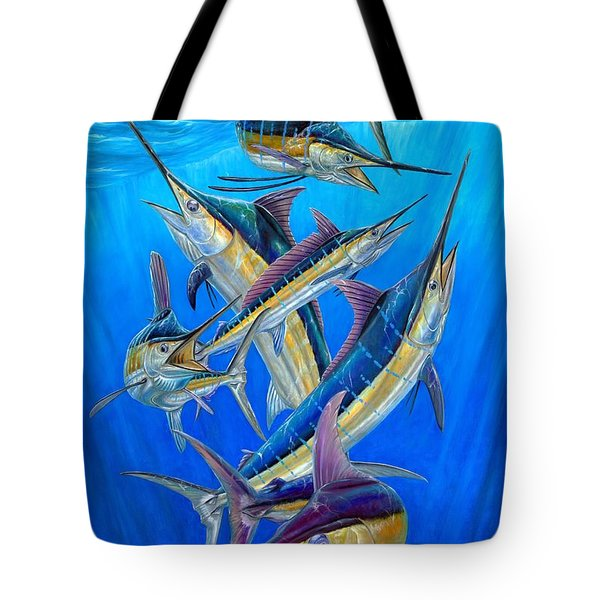 Fantasy Slam Tote Bag by Terry Fox