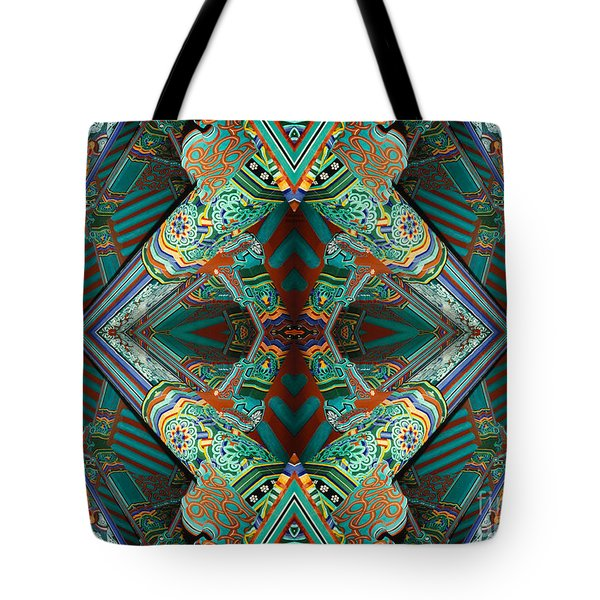 fantasy surreal photography - Beam Me Up V Tote Bag
