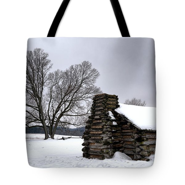 Far From The Battle Tote Bag