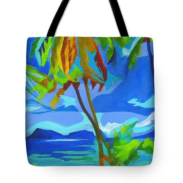 Dream Islands. Maui Tote Bag