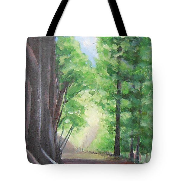 Faraway Tote Bag by Jane  See