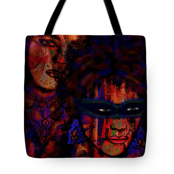 Farewell To Love Tote Bag by Natalie Holland
