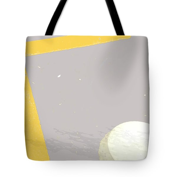 Tote Bag featuring the digital art Fark by Ken Walker