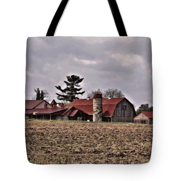 Farm 2 Tote Bag