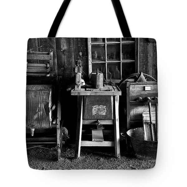 Farm Antiques Tote Bag