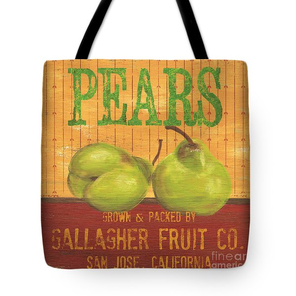 Farm Fresh Fruit 1 Tote Bag