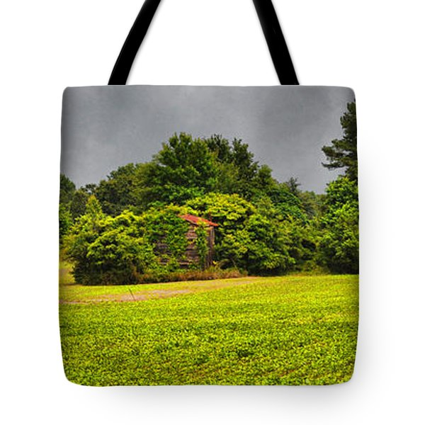 Farm Journal - Hidden History Tote Bag by Paulette B Wright