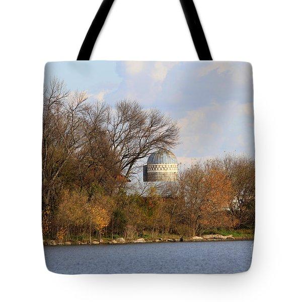 Farm Landscape Tote Bag by Lori Tordsen