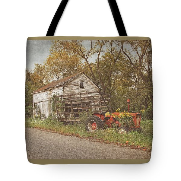 Farm Still Life Tote Bag